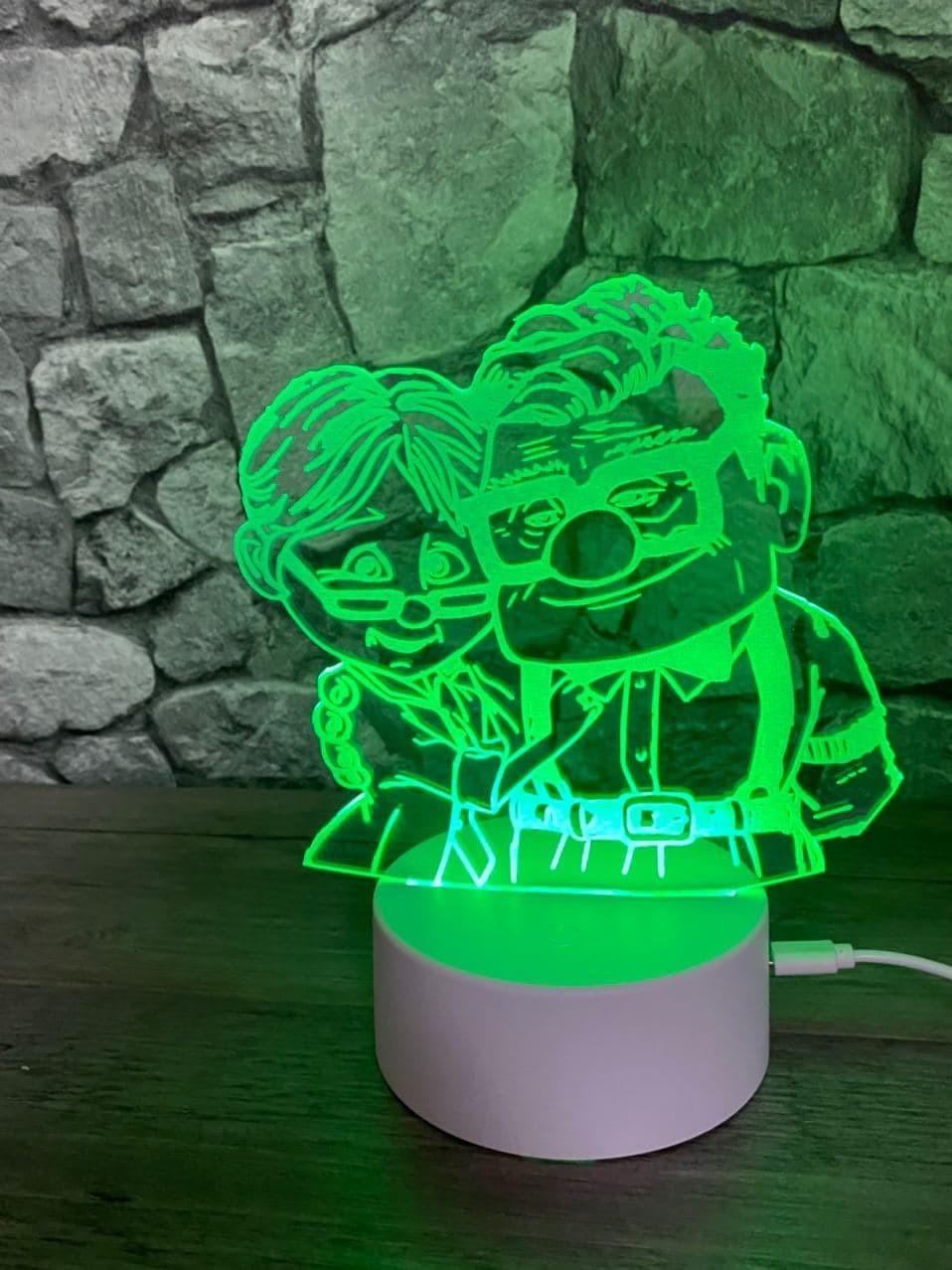 Lámpara led Abuelos Up!