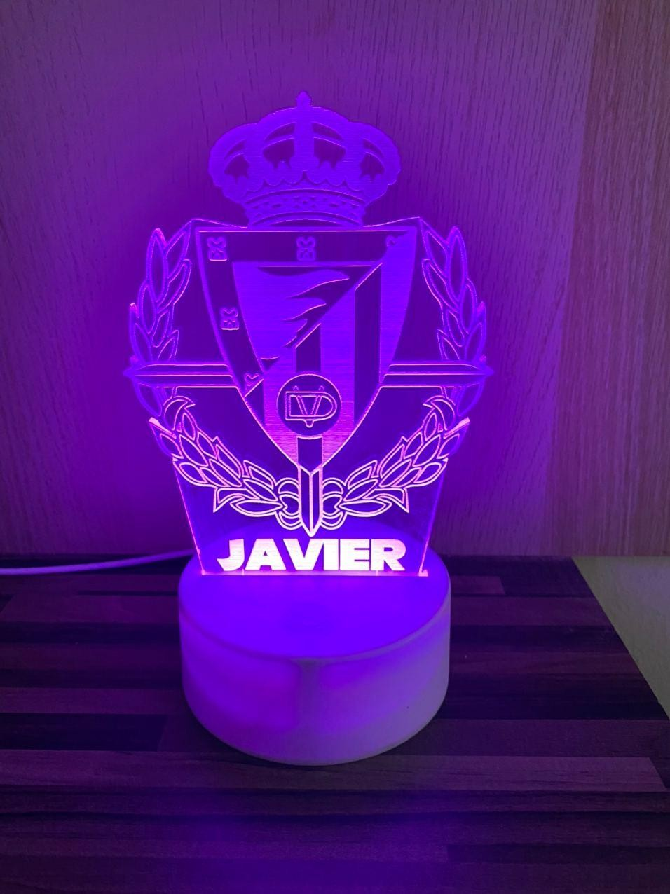 Lámpara led Real Valladolid