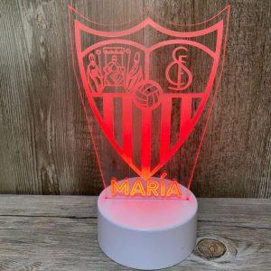 Lámpara del Sevilla