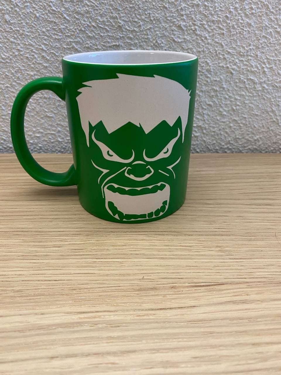 Taza Hulk